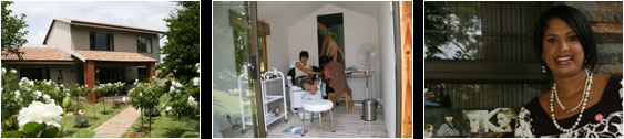 Beauty treatments by a highly qualified Beauty Therapist